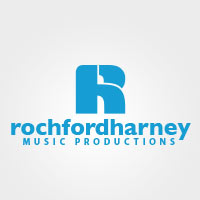 The interlinked R and H of the Rochford Harney logo